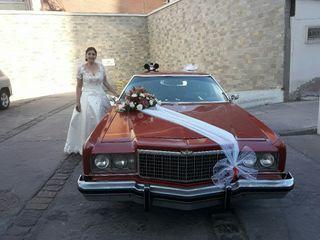El matrimonio de Marible  y Patricio 2