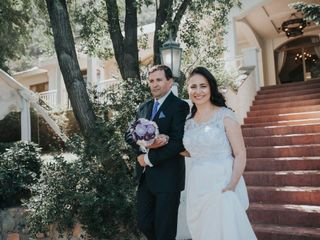 El matrimonio de Paulina y Juan Francisco 2