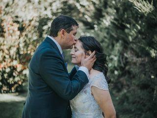 El matrimonio de Paulina y Juan Francisco 3