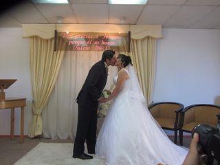 El matrimonio de Walter y Paulina 1