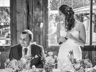 El matrimonio de Johanna y Patricio