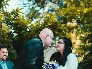 El matrimonio de Amanda y Herman  1