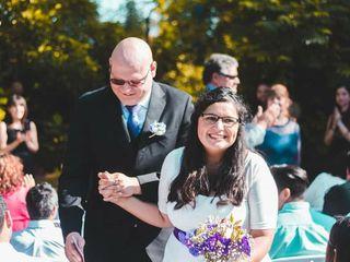 El matrimonio de Amanda y Herman