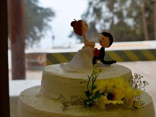 El matrimonio de Paola y Claudio 2