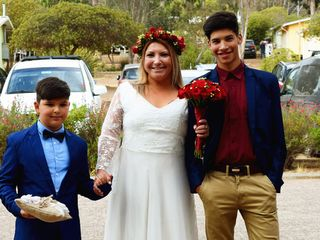 El matrimonio de Paola y Claudio 3