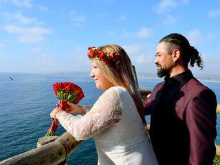 El matrimonio de Paola y Claudio