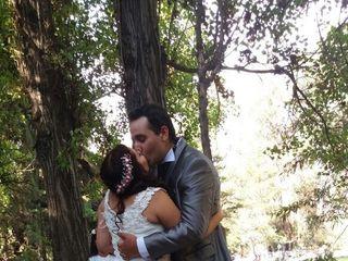 El matrimonio de Andrea y Christopher  1