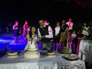 El matrimonio de Andrea y Christopher  3