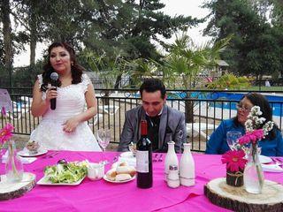 El matrimonio de Andrea y Christopher