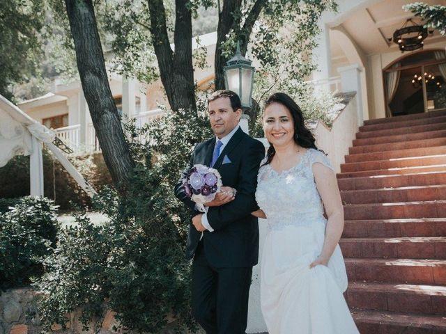 El matrimonio de Paulina y Juan Francisco