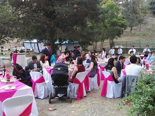 El matrimonio de Christopher  y Andrea en Santiago, Santiago 7
