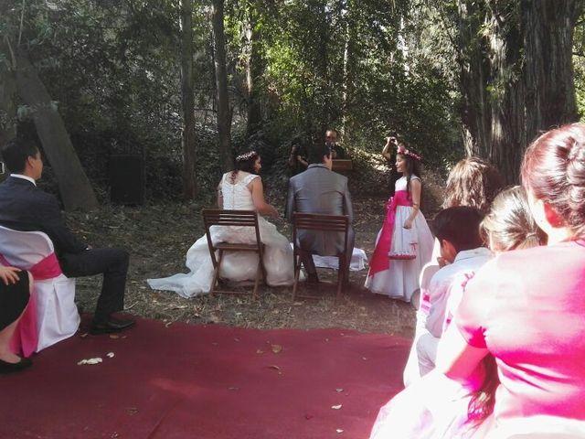 El matrimonio de Christopher  y Andrea en Santiago, Santiago 2