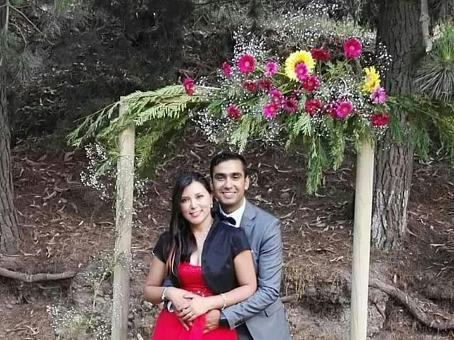El matrimonio de Christopher  y Andrea en Santiago, Santiago 25