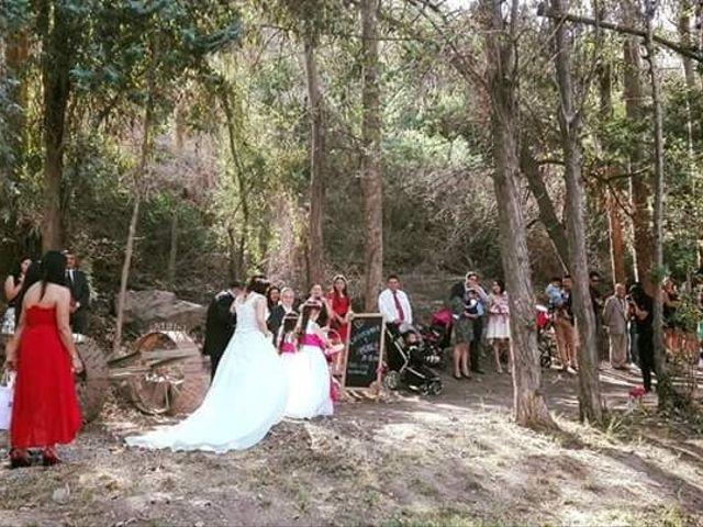 El matrimonio de Christopher  y Andrea en Santiago, Santiago 29