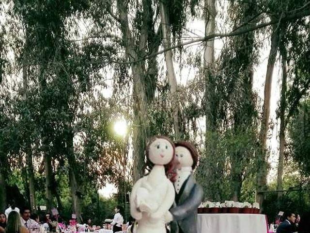 El matrimonio de Christopher  y Andrea en Santiago, Santiago 35