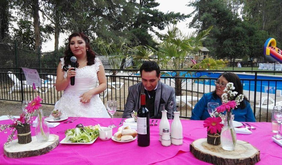 El matrimonio de Christopher  y Andrea en Santiago, Santiago