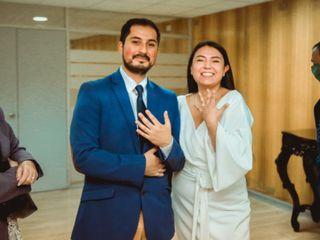 El matrimonio de Ximena y Alfredo 2