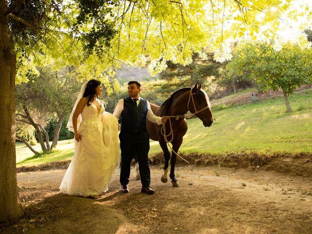 El matrimonio de Valeria y Gonzalo