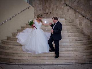 El matrimonio de Karen y Manuel 1