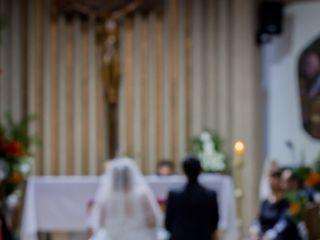El matrimonio de Karen y Manuel 3
