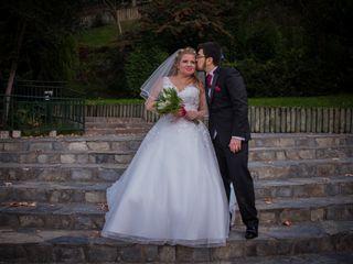 El matrimonio de Karen y Manuel