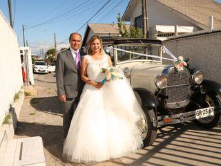 El matrimonio de Daniela y Fredy 3