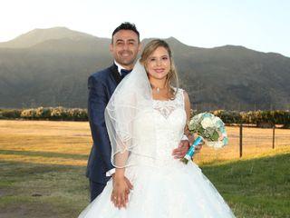 El matrimonio de Daniela y Fredy