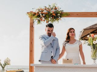 El matrimonio de Paula y Christofer