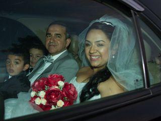 El matrimonio de Johanna y Rodrigo 2