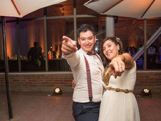 El matrimonio de Mariana y Eric