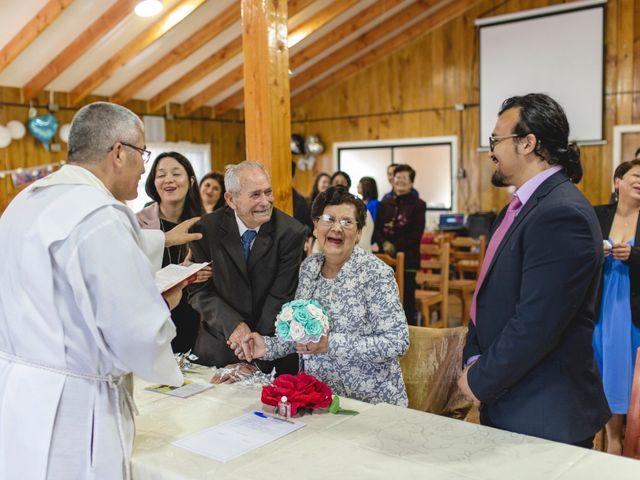 El matrimonio de Waldo y Lila en Paillaco, Valdivia 1
