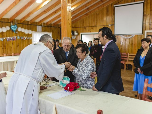 El matrimonio de Waldo y Lila en Paillaco, Valdivia 22