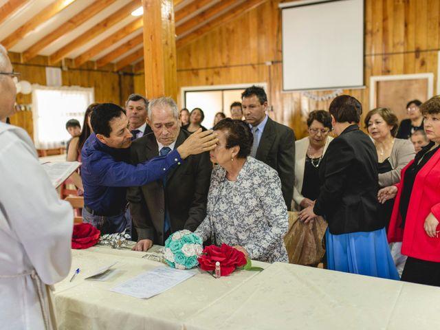 El matrimonio de Waldo y Lila en Paillaco, Valdivia 24