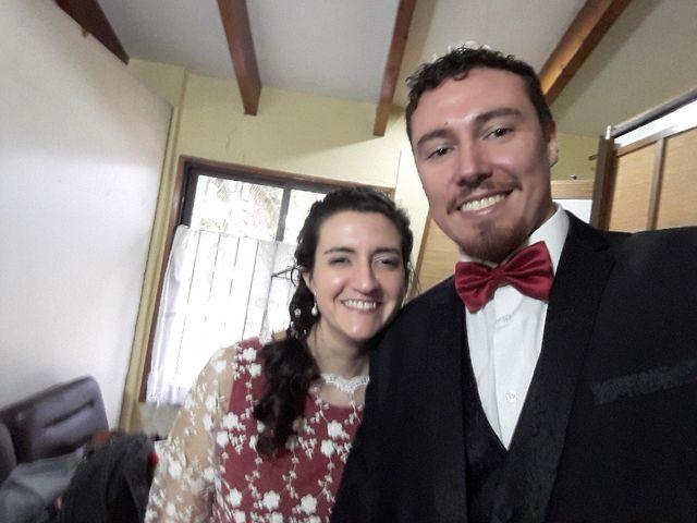 El matrimonio de Francisco y Javiera