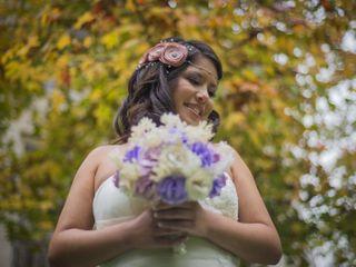 El matrimonio de Fernanda y David 3