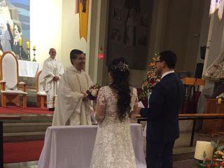El matrimonio de Victoria y Claudio 2