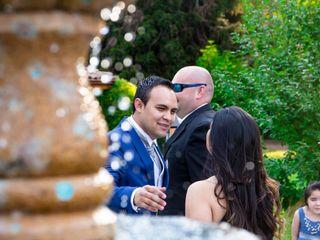 El matrimonio de Lorena y Manuel 1