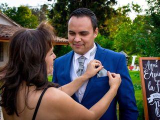 El matrimonio de Lorena y Manuel 2