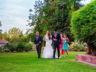 El matrimonio de Lorena y Manuel 3