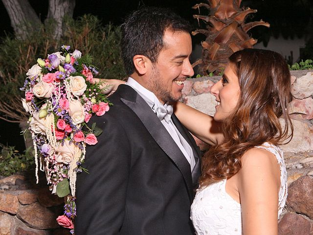 El matrimonio de Valentina y Felipe