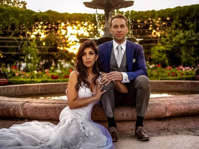 El matrimonio de Gaby y Richard