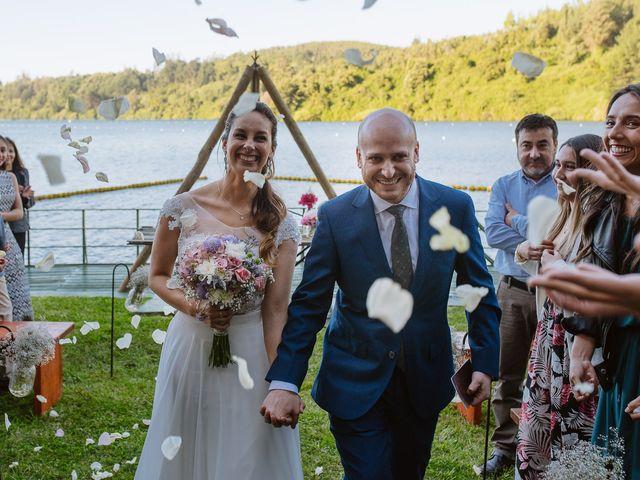 El matrimonio de Cocó y Rodrigo