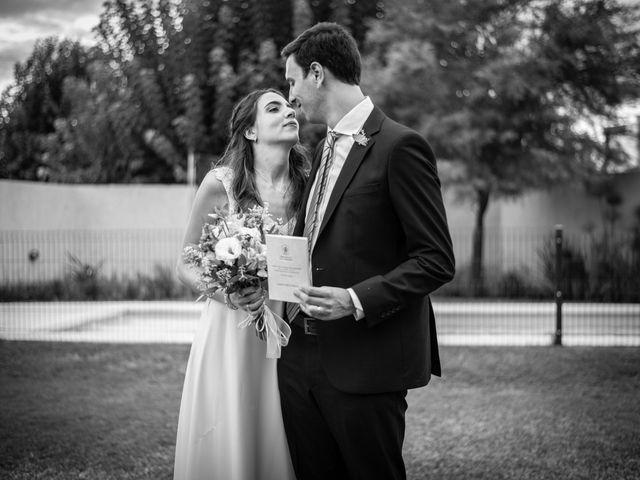 El matrimonio de MIcaela y Juan
