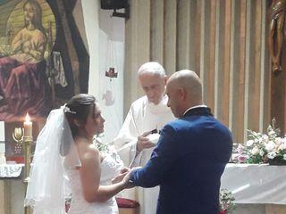 El matrimonio de Gissela  y Cristian  2