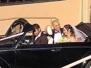 El matrimonio de Gissela  y Cristian
