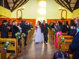 El matrimonio de Fabiola y David 2