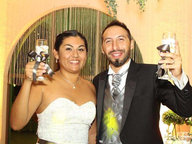 El matrimonio de Camila y Alfonso