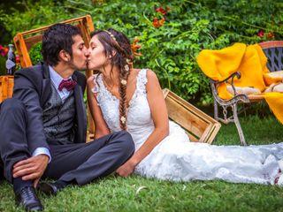 El matrimonio de Ignacia y Jaime 2