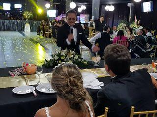 El matrimonio de Claudia y Claudio 1