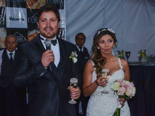 El matrimonio de Claudia y Claudio 2